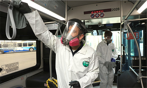Antiviral Disinfectants
